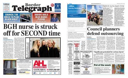 Border Telegraph – October 02, 2019
