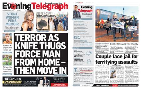 Evening Telegraph First Edition – November 11, 2019