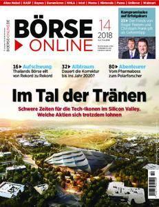 Börse Online - 05. April 2018