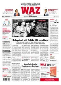 WAZ Westdeutsche Allgemeine Zeitung Oberhausen-Sterkrade - 03. September 2018