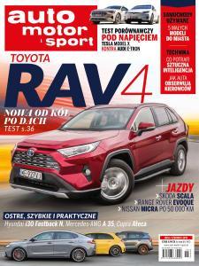Auto Motor i Sport Poland - Czerwiec 2019