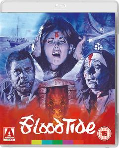 Blood Tide (1982) + Extra [w/Commentary]