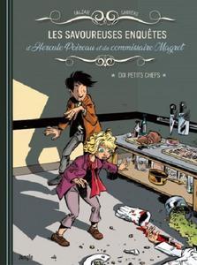 Les savoureuses enquêtes d'Hercule Poireau et du commissaire Magret - Tome 1 2019
