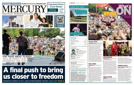 Hertfordshire Mercury – June 24, 2021
