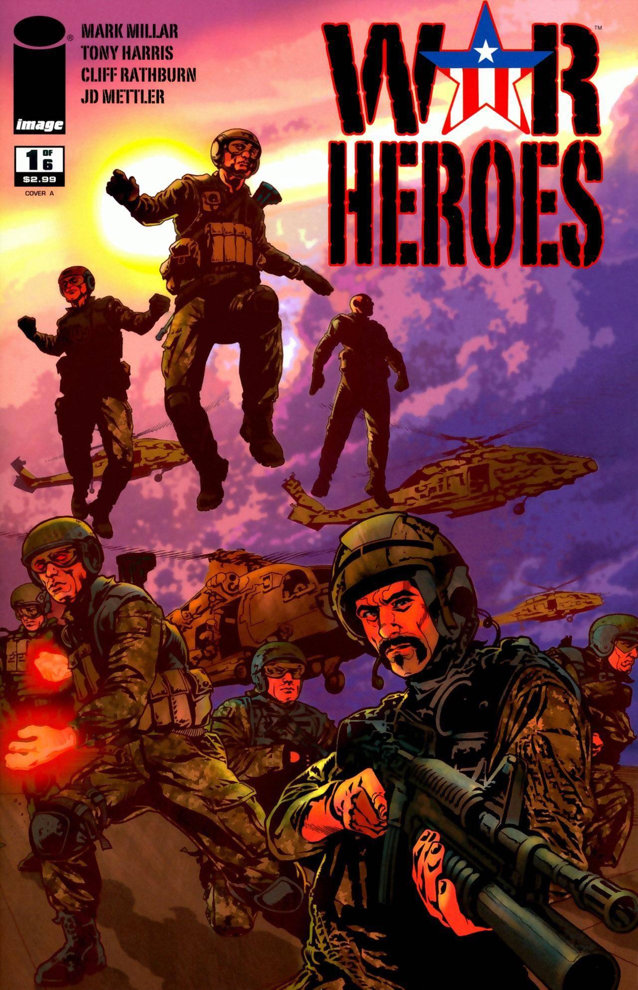 War Heroes 01 of 06 2008 Minutemen