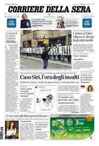 Corriere della Sera – 25 aprile 2019