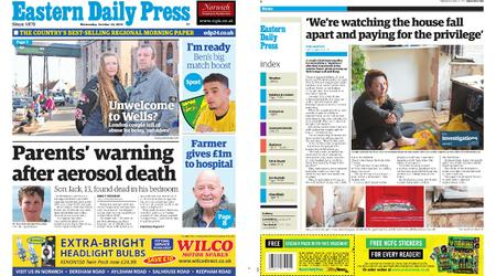Eastern Daily Press – October 23, 2019