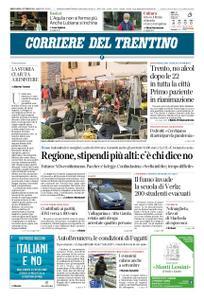 Corriere del Trentino – 21 ottobre 2020