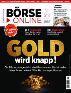 Börse Online – 14. März 2019