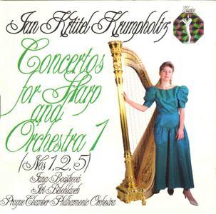 Jan Křtitel Krumpholtz (Jean-Baptiste Krumpholtz) - Concertos for harp & orchestra vol. 1 (Nos. 1, 2, 5) - Jana Boušková, Jiří