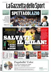 La Gazzetta dello Sport – 23 dicembre 2019