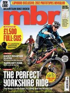 Mountain Bike Rider - Summer 2011