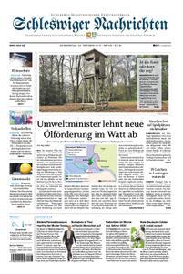 Schleswiger Nachrichten - 24. Oktober 2019