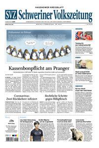 Schweriner Volkszeitung Hagenower Kreisblatt - 03. Februar 2020