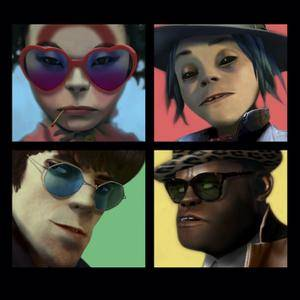 Gorillaz - Humanz {Deluxe Edition} (2017) [Official Digital Download 24/96]