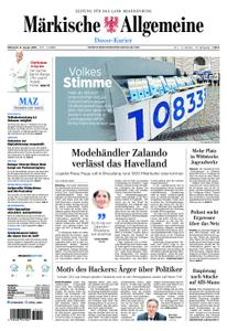 Märkische Allgemeine Dosse Kurier - 09. Januar 2019