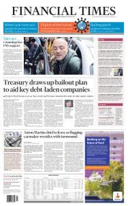 Financial Times UK - May 25, 2020