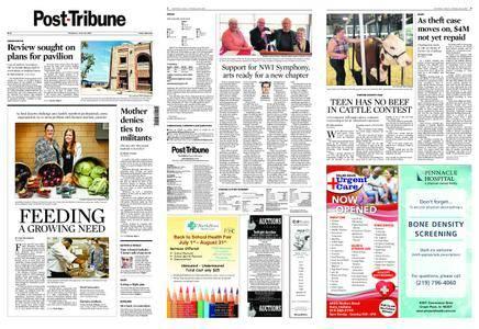 Post-Tribune – July 26, 2018