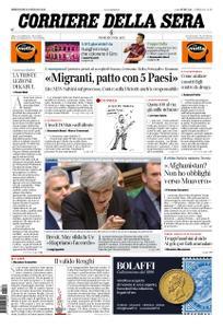 Corriere della Sera – 30 gennaio 2019