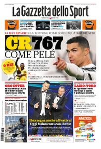 La Gazzetta dello Sport – 03 marzo 2021