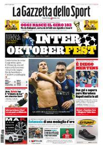 La Gazzetta dello Sport Sicilia – 24 ottobre 2019