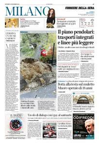 Corriere della Sera Milano – 02 novembre 2018
