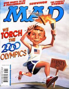 MAD Magazine 398 (2000