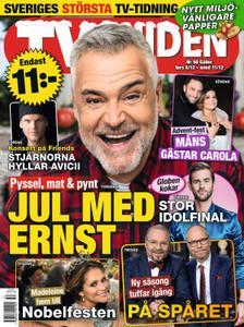 TV-Guiden – 03 december 2019