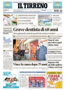 Il Tirreno Livorno - 15 Gennaio 2018