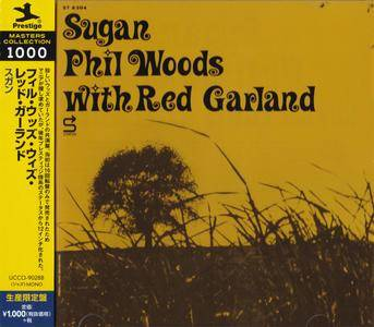 Phil Woods With Red Garland - Sugan (1957) {2014 Japan Prestige Masters Collection 1000 Series UCCO-90288}