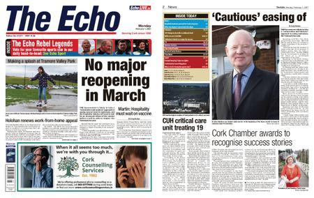 Evening Echo – February 01, 2021