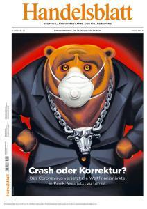 Handelsblatt - 28 Februar 2020