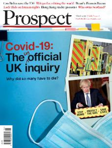 Prospect Magazine - Issue 295 - March 2021