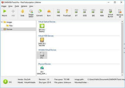 DAEMON Tools Pro 8.0.0.0634 Multilingual