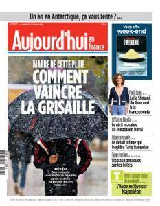 Aujourd'hui en France du Vendredi 2 Février 2018