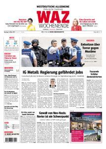 WAZ Westdeutsche Allgemeine Zeitung Duisburg-Mitte - 16. März 2019