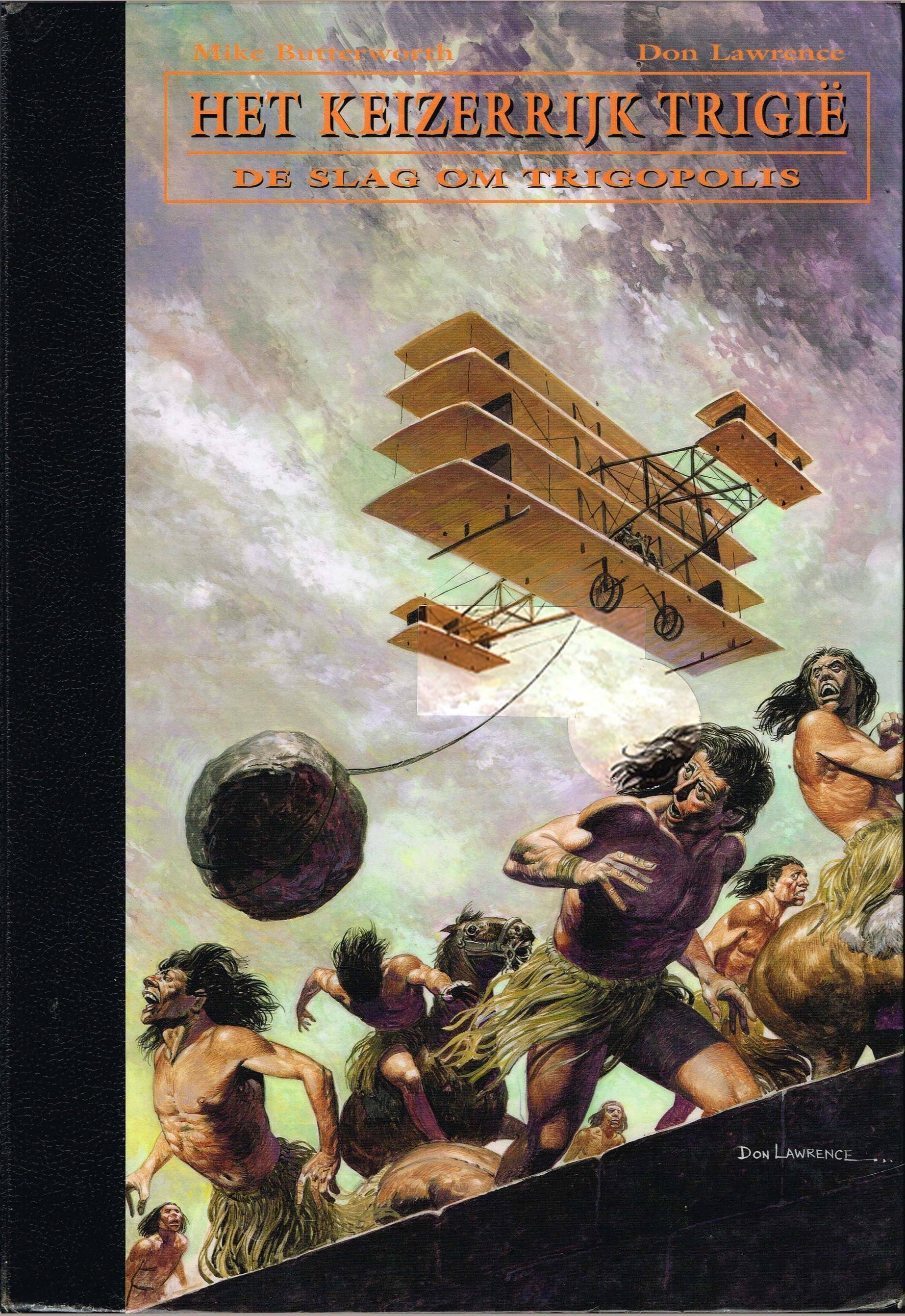 Aanvulling - Trigie The Collection - 03 - Slag Om Trigopolis cbr par2