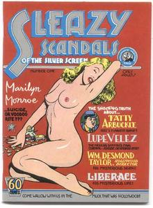 [Erotic Comic] Sleazy Scandals of the Silver Screen, 1974