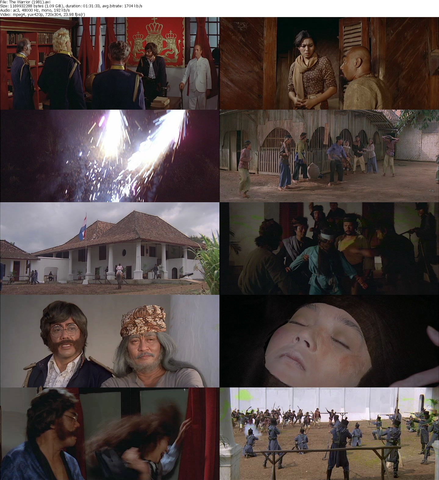 The Warrior / Jaka Sembung (1981)