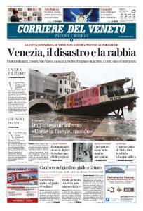 Corriere del Veneto Padova e Rovigo – 14 novembre 2019