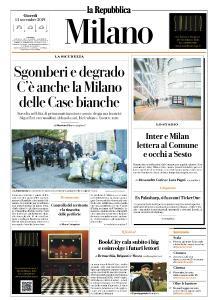 la Repubblica Milano - 14 Novembre 2019