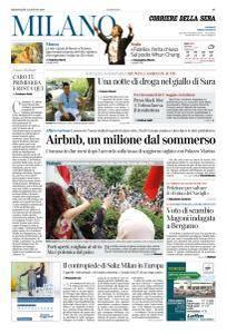 Corriere della Sera Milano - 13 Giugno 2018