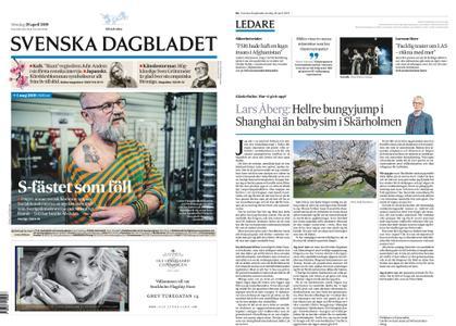 Svenska Dagbladet – 28 april 2019