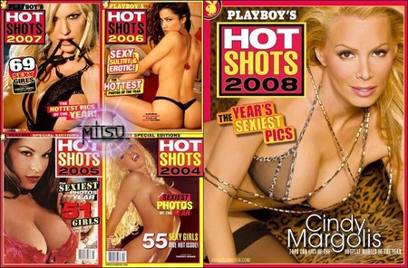 Playboy's Hot Shots - All Issues Collection