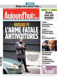 Aujourd'hui en France du Samedi 3 Février 2018