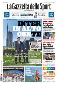 La Gazzetta dello Sport Sicilia – 08 luglio 2019