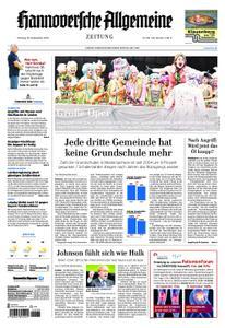 Hannoversche Allgemeine – 16. September 2019