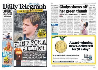 The Daily Telegraph (Sydney) – April 09, 2018