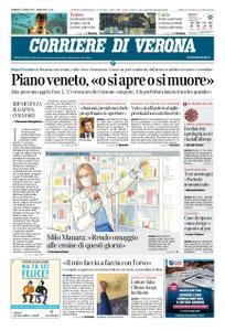 Corriere di Verona – 17 aprile 2020