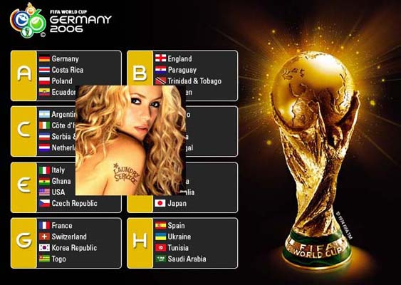 Best Theme Songs of FIFA World Cup 2006